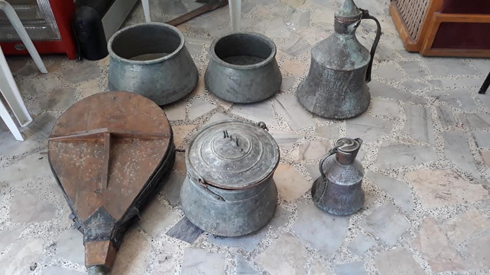 Nebiyan Yaylası Mola Keyfi 18 - Tarih Müzesi