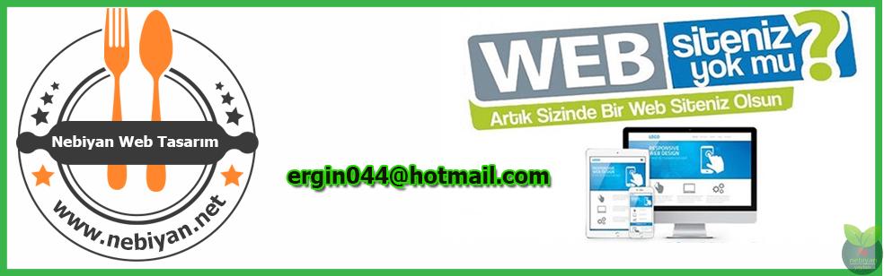 web tasarım 1 - İletişim