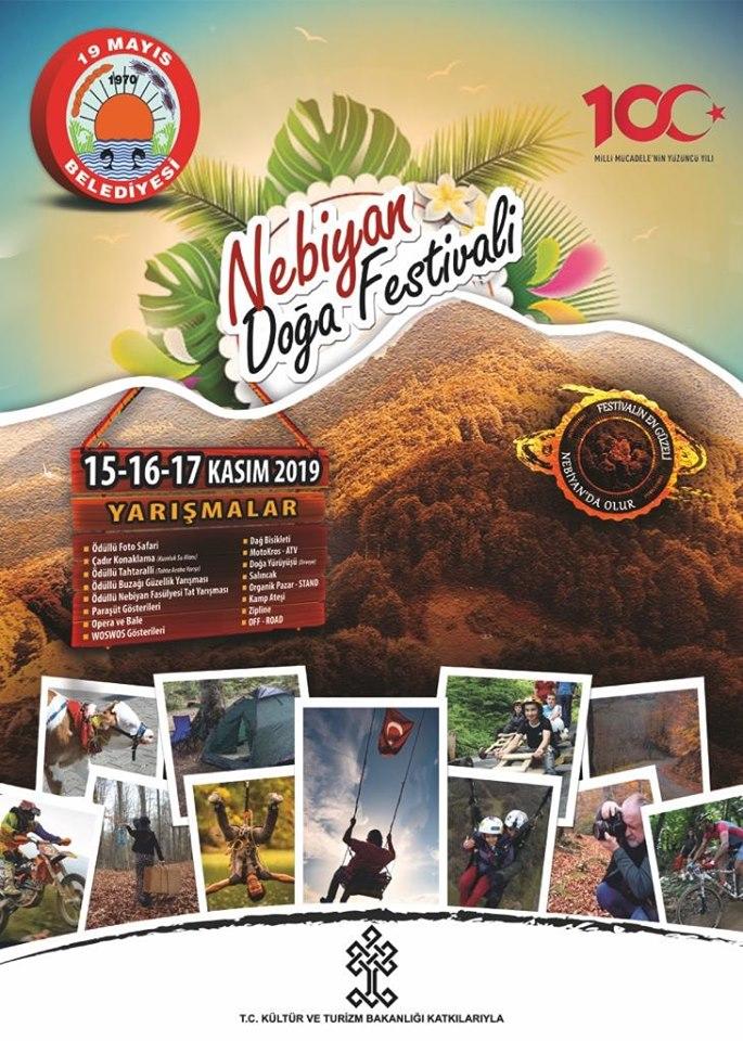 nebiyan doğa festivali - Nebiyan'da  Doğa Festivali gerçekleştirilecek