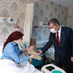 AW123850 03 600x400 150x150 - Bakan Koca Samsun'daki hastaları ziyaret etti