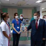 AW123850 04 600x400 150x150 - Bakan Koca Samsun'daki hastaları ziyaret etti