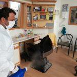 121045784 1767070223454460 6865127443153016941 o 150x150 - 19 Mayıs Belediyesi dezenfektan çalışmaları devam ediyor