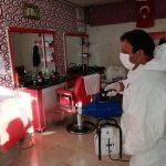 121052632 1767070303454452 1179185673944935726 o 150x150 - 19 Mayıs Belediyesi dezenfektan çalışmaları devam ediyor